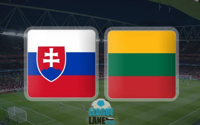 Словакия - Литва 11 ноября 2016 года