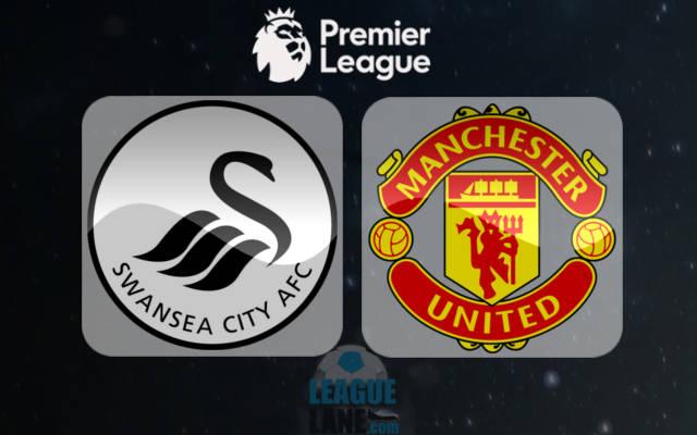 Суонси - Манчестер Юнайтед 6 ноября 2016 года