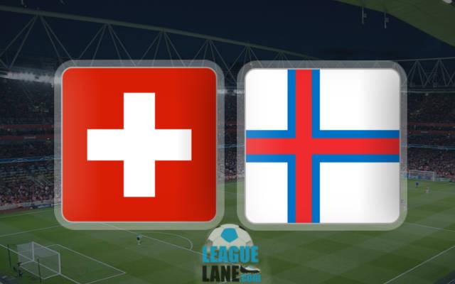 Швейцария – Фарерские острова 13 ноября 2016 года