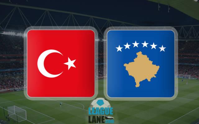 Турция – Косово 12 ноября 2016 года