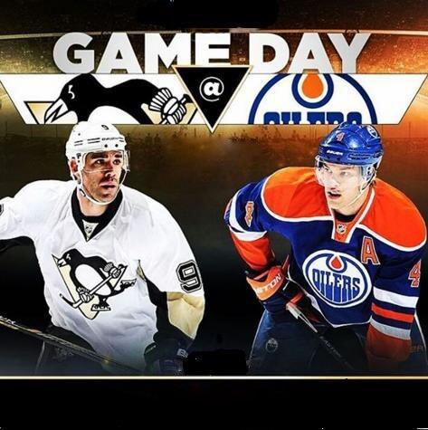 Питтсбург Пингвинз - Эдмонтон Ойлерз 9 ноября анонс матча НХЛ