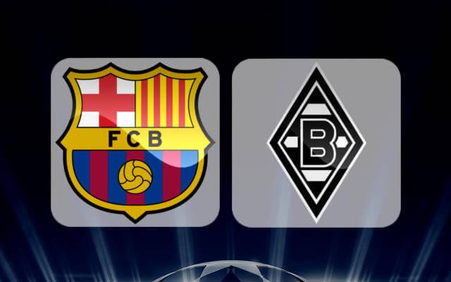 Барселона - Боруссия Менхенгладбах 6 декабря 2016 года