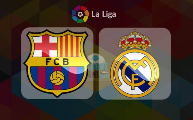 Барселона - Реал Мадрид 3 декабря