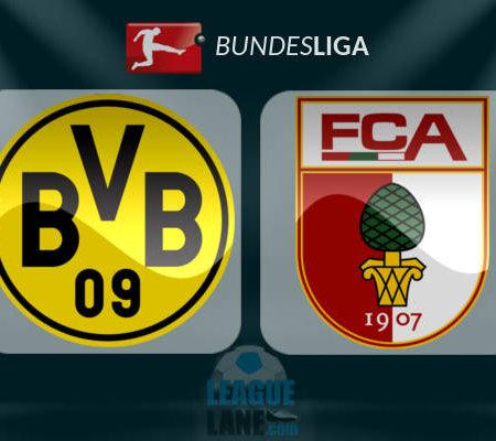 Боруссия Дортмунд - Аугсбург 20 декабря анонс матча немецкой Бундеслиги