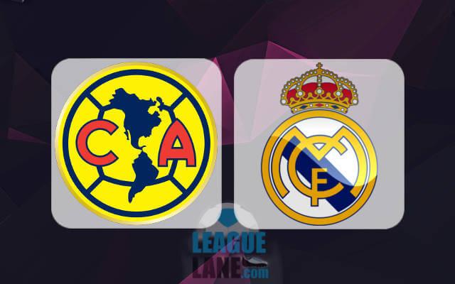 Америка - Реал Мадрид 15 декабря 2016 года