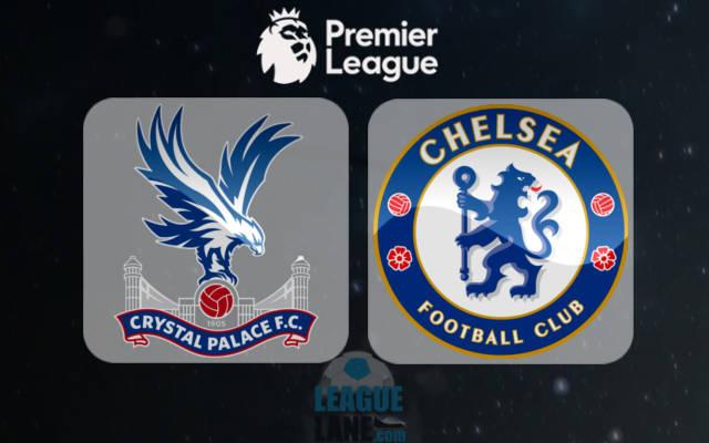 Кристал Пэлэс - Челси 17 декабря 2016 года анонс игры АПЛ