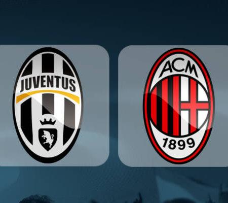 Ювентус - Милан 23 декабря 2016 года