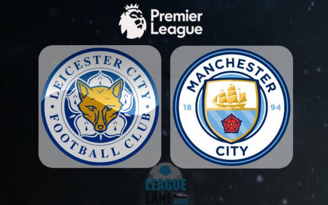 Лестер - Манчестер Сити 10 декабря 2016 года