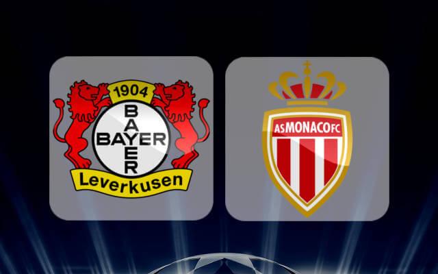 Байер - Монако 7 декабря 2016 года анонс игры Лиги Чемпионов