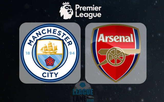 Манчестер Сити - Арсенал 18 декабря 2016 года
