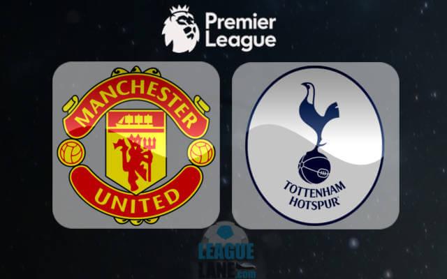 Манчестер Юнайтед - Тоттенхэм 11 декабря 2016 года