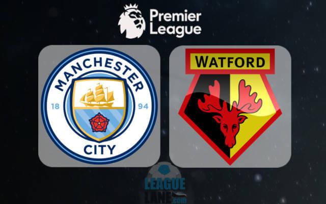 Манчестер Сити - Уотфорд