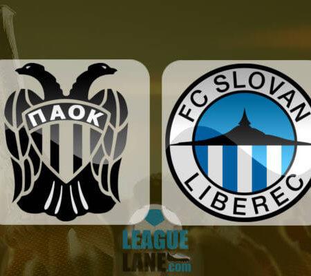 ПАОК - Слован Либерец 8 декабря 2016 года