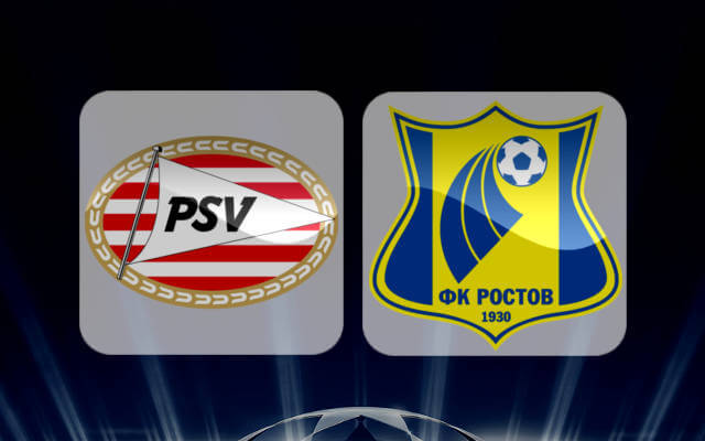 ПСВ Эйндховен - Ростов 6 декабря 2016 года Лига Чемпионов анонс атча