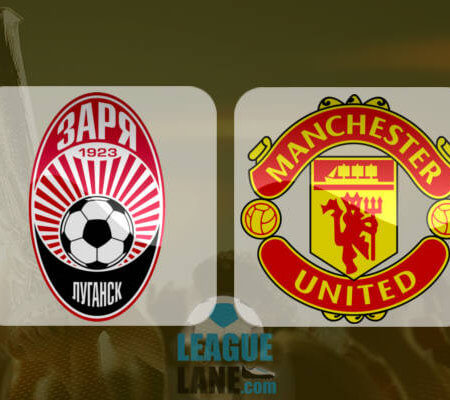 Заря - Манчестер Юнайтед 8 декабря 2016 года