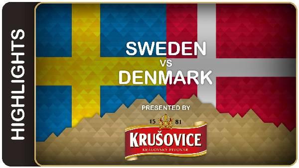 Швеция - Дания 26 декабря 2016 года