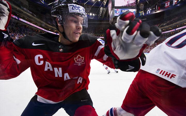 анонс матча 31 декабря 2016 года США - Канада