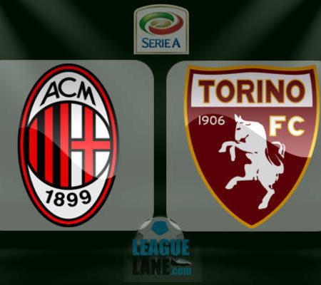 Анонс игры Кубка Италии Милан - Торино 12 января 2017 года