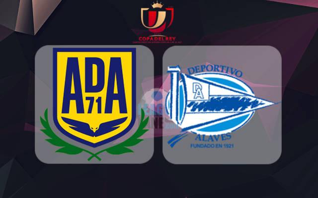 Анонс игры Алькоркон - Алавес 18 января 2017 года