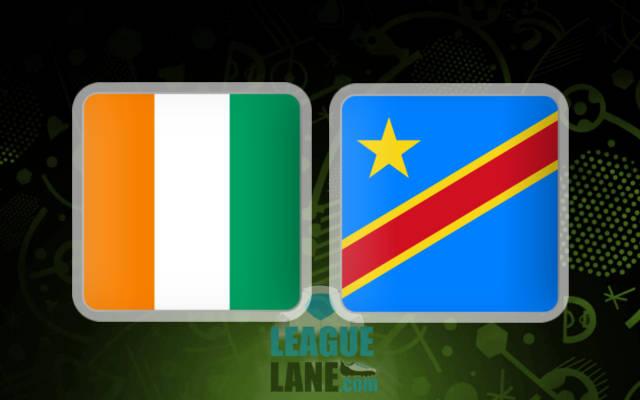 Анонс игры Кот-д'Ивуар - ДР Конго 20 января 2017