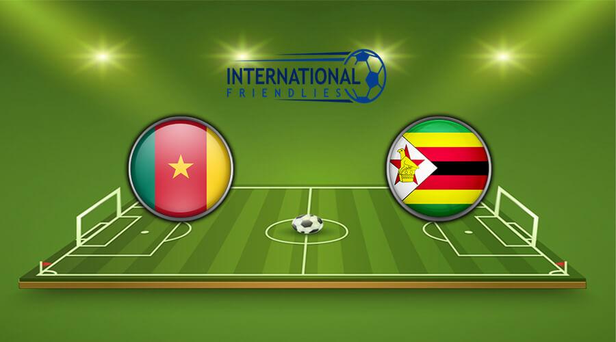 Камерун - Зимбабве 10 января 2017 года анонс игры