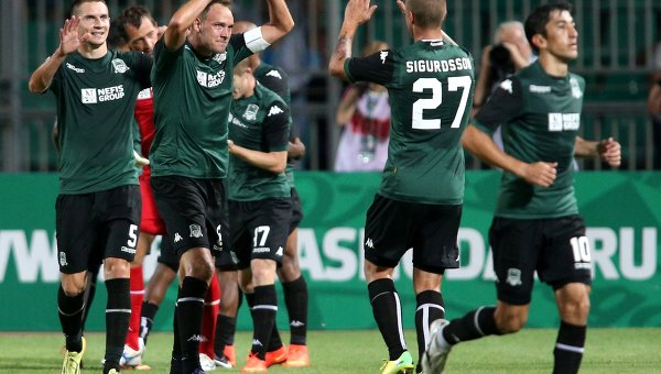 Прогноз на матч Фенербахче - Краснодар