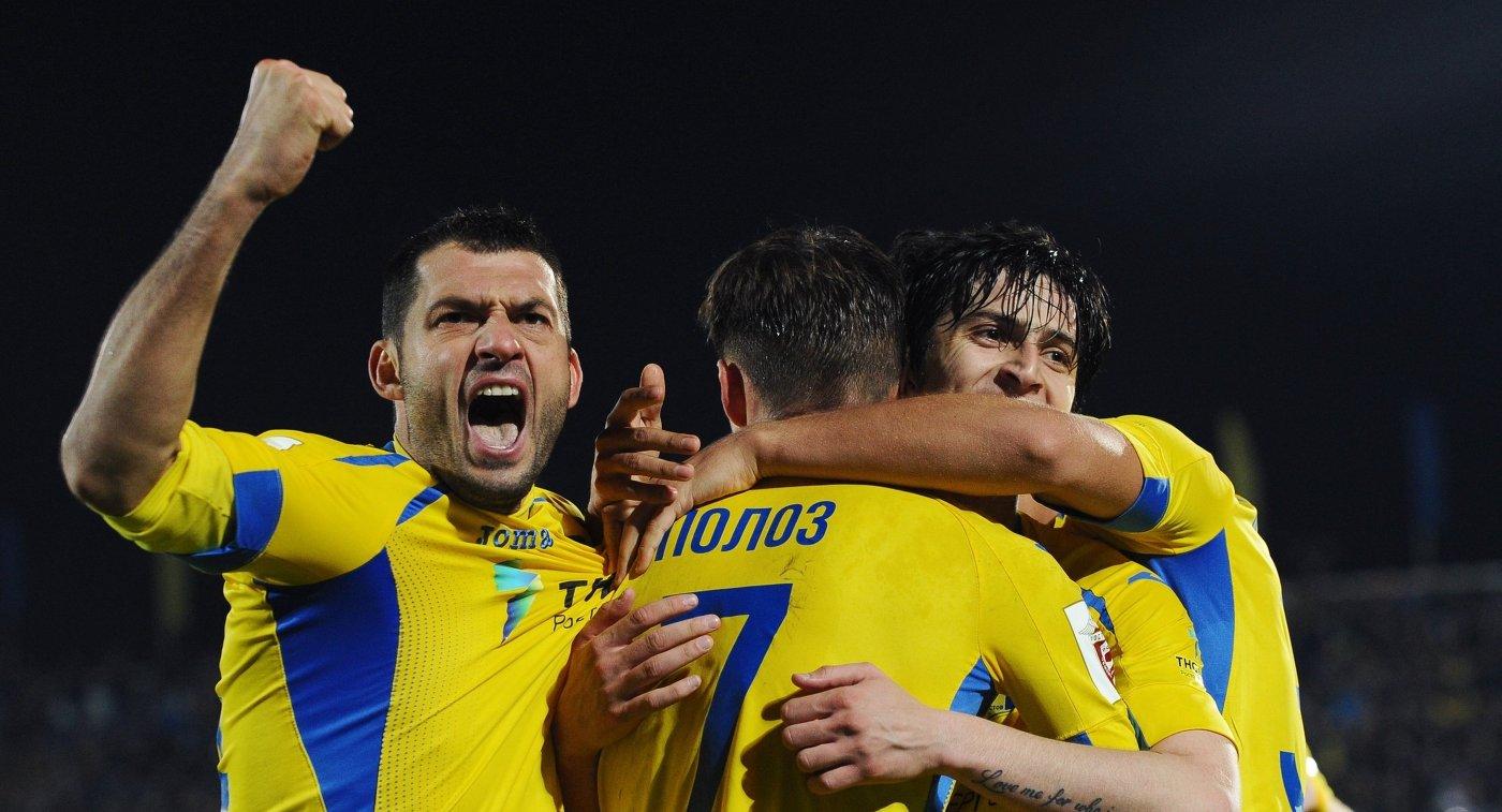 Прогноз на матч Спарта Прага - Ростов