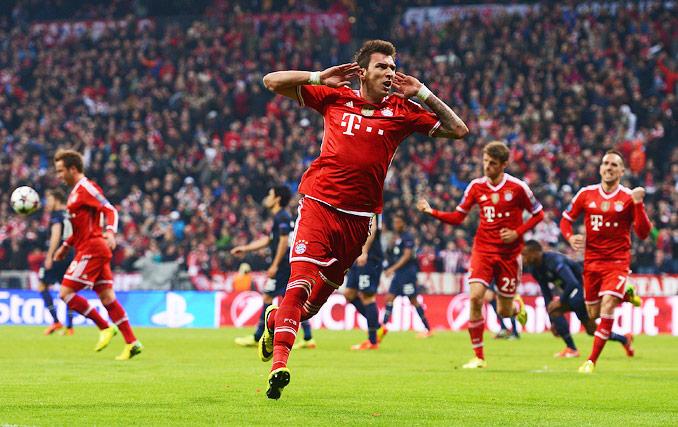 Прогноз на матч Бавария - Арсенал
