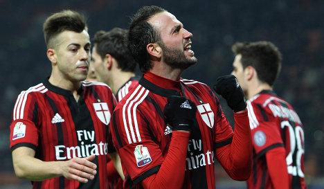 Прогноз на матч Ювентус - Милан