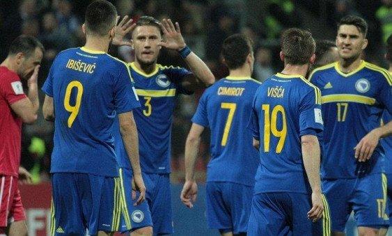 Прогноз на футбольный матч Кипр – Босния и Герцоговина