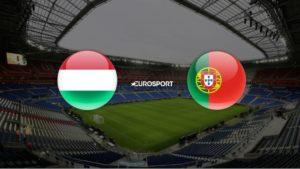Прогноз на футбольный матч Венгрия - Португалия