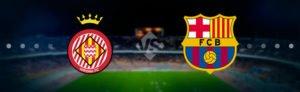 Прогноз на футбольный матч Жирона - Барселона 23.09.2017
