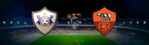 Прогноз на футбольный матч Карабах - Рома 27.09.2017