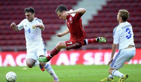 Прогноз на футбольный матч Армения – Дания