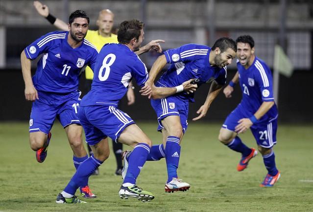 Прогноз на футбольный матч Эстония – Кипр