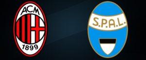 Прогноз на футбольный матч Милан - СПАЛ 20.09.2017