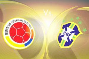 Прогноз на футбольный матч Колумбия - Бразилия 05.09.2017