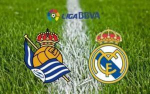 Прогноз на футбольный матч Реал Сосьедад - Реал Мадрид 17.09.2017