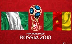 Прогноз на футбольный матч Камерун - Нигерия 04.09.2017