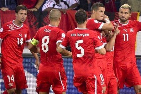 Прогноз на футбольный матч Латвия – Швейцария