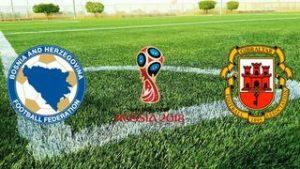 Прогноз на футбольный матч Гибралтар - Босния и Герцеговина