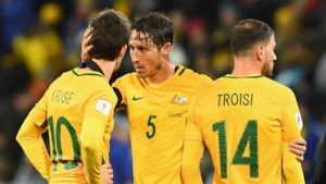 Прогноз на футбольный матч Австралия - Сирия 10.10.2017