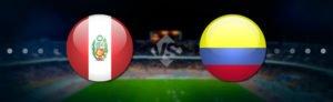 Прогноз на футбольный матч Перу - Колумбия 11.10.2017