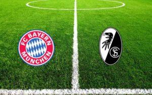 Прогноз на футбольный матч Бавария - Фрайбург 14.10.2017