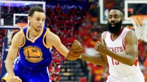 Прогноз на баскетбольный матч Голден Стэйт - Хьюстон 18.10.2017