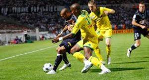 Прогноз на футбольный матч Бордо - Нант 15.10.2017