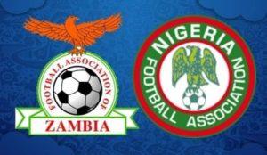 Прогноз на футбольный матч Нигерия - Замбия 07.10.2017