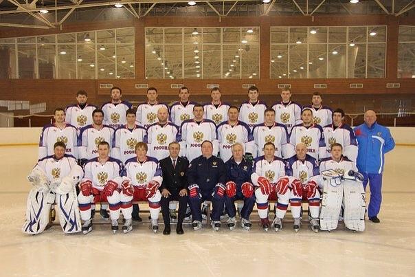 Сурдлимпийская сборная по хоккею