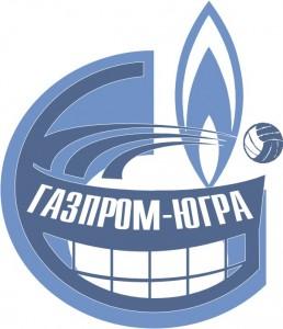 Волейбольный клуб Газпром-Югра Сургут логотип