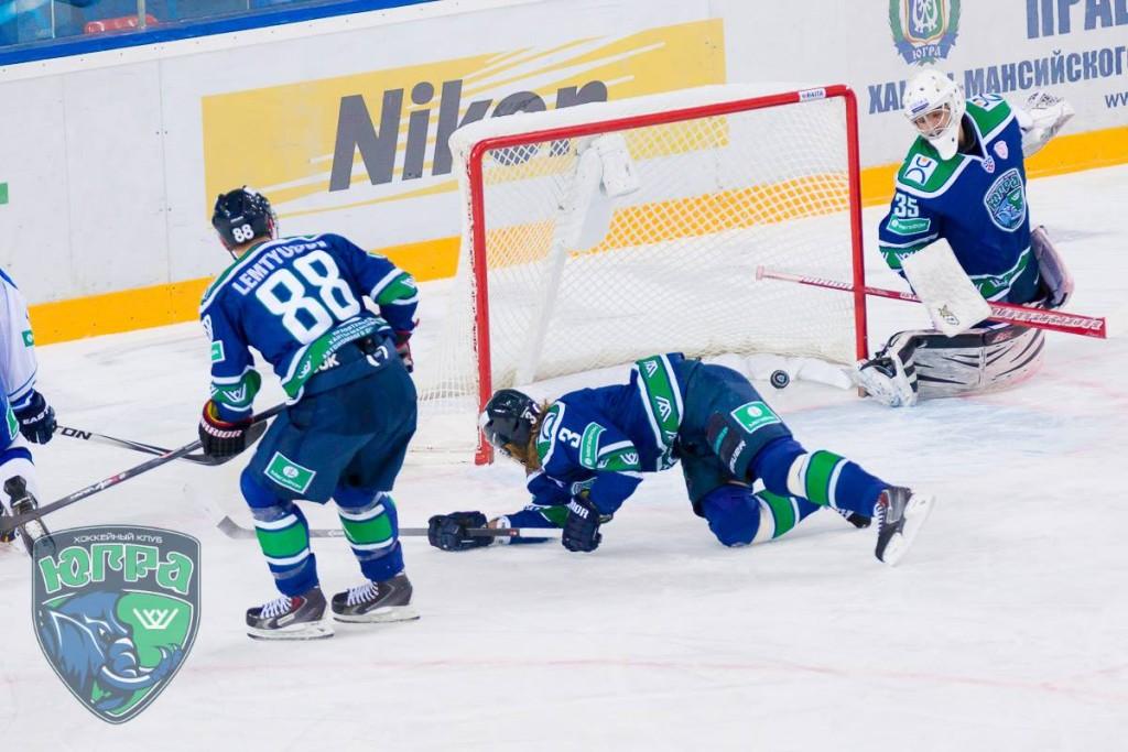 хк Югра Нефтехимик хоккей кхл